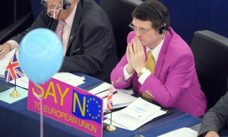 Second UKIP MEP quits over 'extreme' views of party leader Gerard Batten