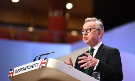 Michael Gove calls the Labour Party 'a cocktail of Marxism-Leninism and antisemitism'