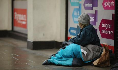 £20 million scheme announced to get rough sleepers off the streets