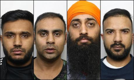 Twenty members of grooming gang convicted over 'campaign of rape and abuse'
