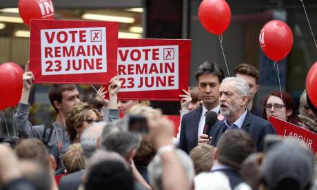 Labour Leave's Brendan Chilton: Brexit 'is not a party issue'