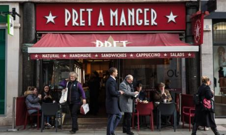 Pret a Manger decision to change labelling is 'good move', says dietitian