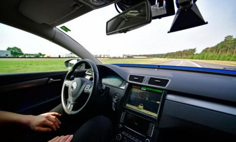 'It is nonsense' that self-driving cars can make moral decisions, says Robotic Professor