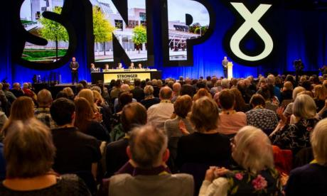 SNP Westminster leader threatens 'maximum disruption' to UK Tory government