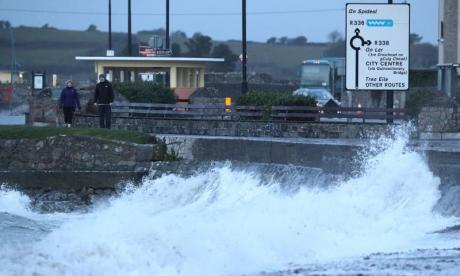 Storm Callum to hit UK with 76mph winds and torrential rain