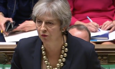 Theresa May: The shape of the 'vast majority' of the deal is now clear