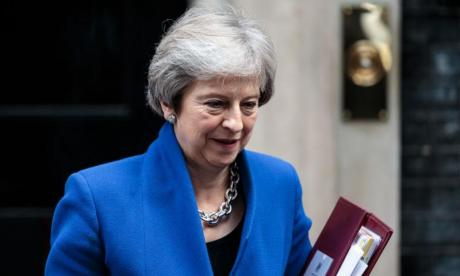 Theresa May pledges to improve gagging clause regulations after newspaper stopped from publishing