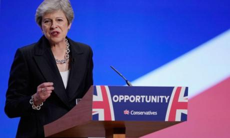 Theresa May announces new cancer strategy, fuel duty freeze and calls for Tories to 'come together'