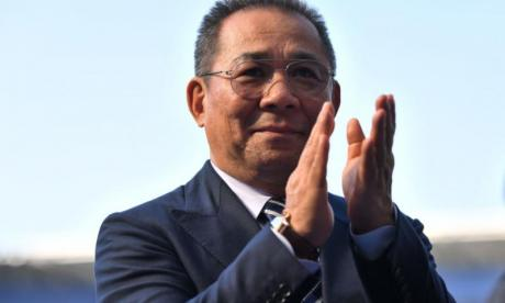 Tributes to 'part of the community' Leicester City owner Vichai Srivaddhanaprabha pour in