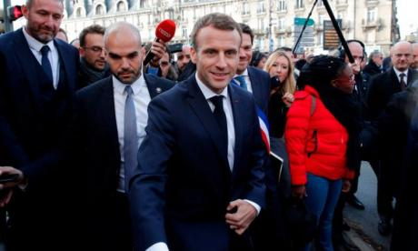 French President Emmanuel Macron praises General who collaborated with the Nazis