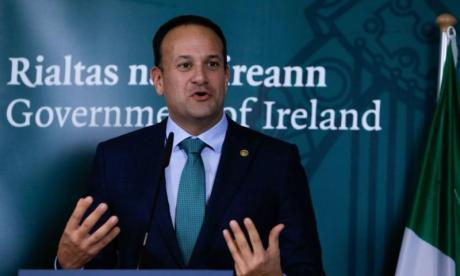 Brexit is 'undermining the Good Friday Agreement', says Leo Varadkar