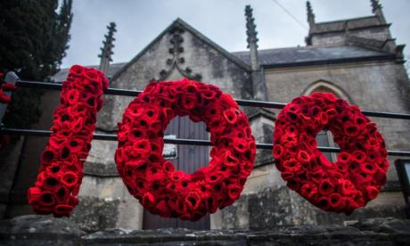 Treasury announces Armed Forces Covenant funding boost to mark First World War Armistice centenary