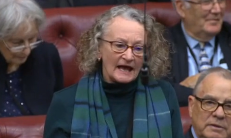 Baroness Jenny Jones: Peers defending Lord Lester 'denigrated' the victim accusing the peer of sexual harassment
