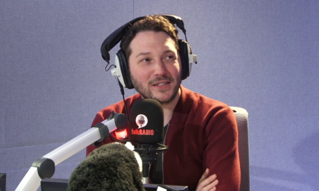 Jon Richardson: 'I used to sleep in the car to get away from Russell Howard and my other comic housemates'