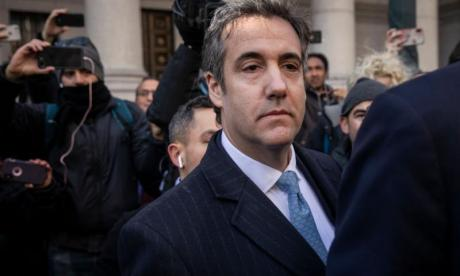 Donald Trump's former lawyer Michael Cohen admits lying to US Congress