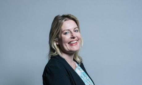 Mims Davies named sports minister after Tracey Crouch resignation