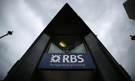 Royal Bank of Scotland paid contractors £400 a day to stuff envelopes