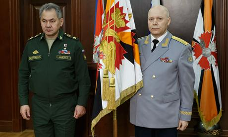 Russian Military Intelligence Chief dies after 'serious illness'