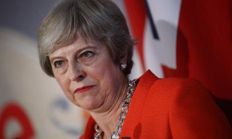'Gagging' clauses 'in standard use' to ban charities and companies from criticising Theresa May