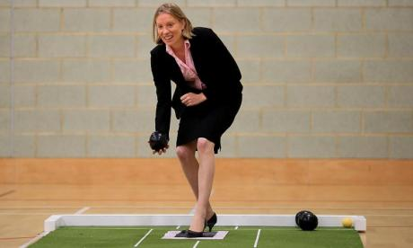 Tracey Crouch resigns as sports minister over betting crackdown 'delay'