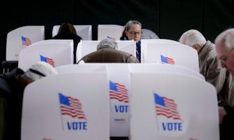Most presidents expect a 'bloody nose' in the first set of midterms, says former British Ambassador to US