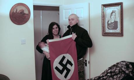 Neo-nazi couple