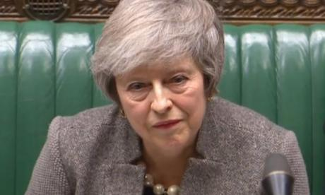 Brexit deal vote to be held in January, Theresa May says