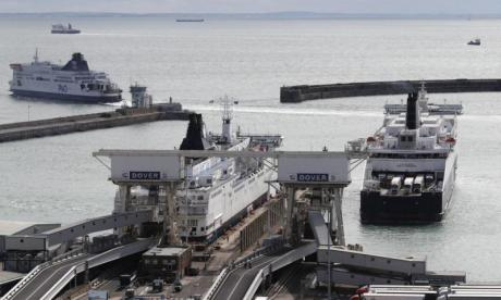 Government spends more than £100m on ferries to ease no-deal Brexit pressures