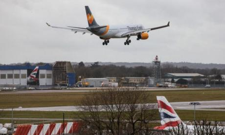 Gatwick flights to return to normal 'by the end the weekend'