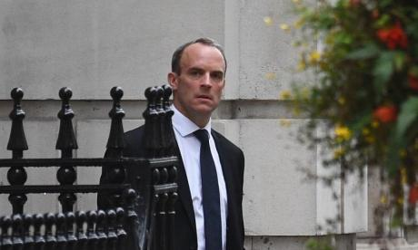 Theresa May must 'think again' about Brexit deal if it doesn't get through parliament, says Dominic Raab