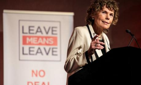 'Leave would win by a greater margin' in a second referendum, says Kate Hoey