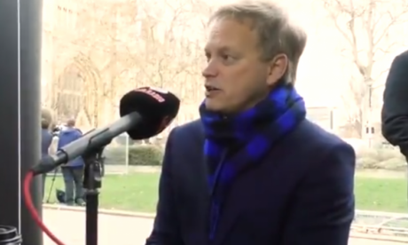 Grant Shapps MP: 'We are united in the view' that Jeremy Corbyn's Marxist ideas would do more damage