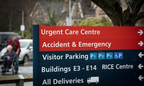 More than four in ten hospitals increased parking charges in the last year
