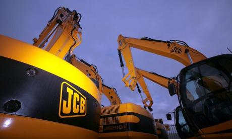 JCB chairman says no-deal Brexit 'is nothing to fear'