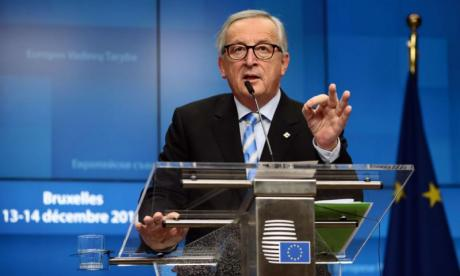 EU's Jean-Claude Juncker tells UK to 'get your act together'