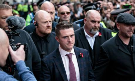 UKIP leader's appointment of Tommy Robinson poses 'security risk', claims MEP