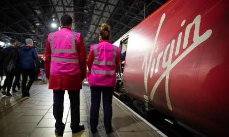 Train company deploys specially-trained staff to deal with football fans