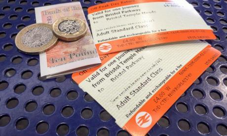 Rail fares to rise 3.1% despite frequent train delays