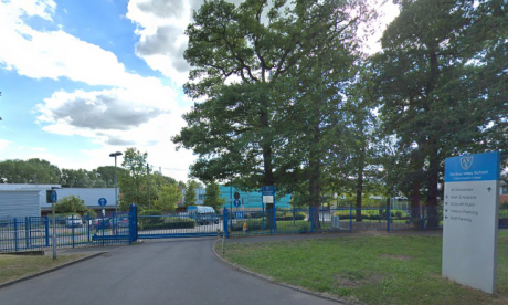 Member of staff found dead at Warwickshire school
