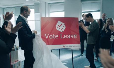 Opinion: 'Brexit: The Uncivil War' lies to viewers over Vote Leave's criminal activity