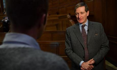 Dominic Grieve MP: Extending Article 50 will give 'breathing space to sort ourselves out'