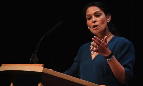 Priti Patel MP: 'Theresa May must stop dancing around the backstop issue'