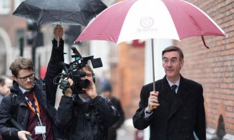 Jacob Rees-Mogg: Voting through Finance Bill amendment is 'salvo from a pea-shooter'