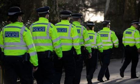 Police Federation chair says 'the government is letting us down' as crime increases and police numbers fall