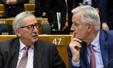 Michel Barnier says EU will not renegotiate the backstop