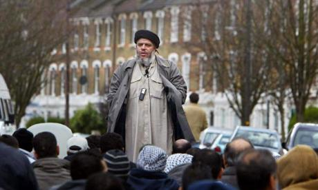 Abu Hamza's son charged with firearms offences