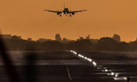 Military assisting after drone sighted at Heathrow Airport