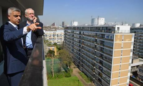 Sadiq Khan to campaign for London rent controls in 2020 reelection bid