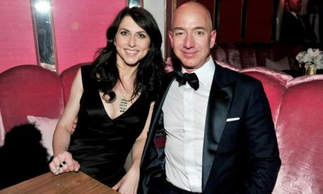 Amazon founder Jeff Bezos to divorce wife after 25 years of marriage