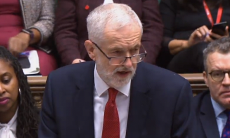 Jeremy Corbyn calls for 'safe space' for politicians to debate